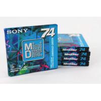 Мини-диск Sony 74 premium made in japan